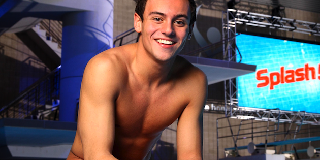 Tom Daley sale del armario