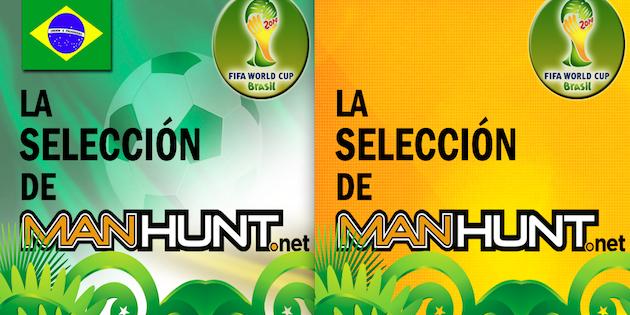 La Selección De Manhunt 2014: Brasil