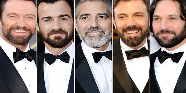 LAS BARBAS DE HOLLYWOOD:  ¿SI O NO?