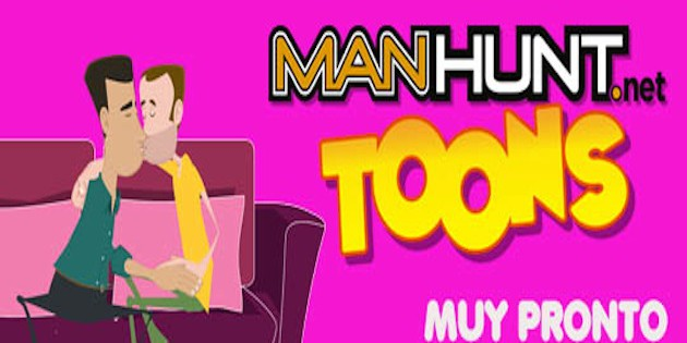 "MANHUNT TOONS:  ""MUY PRONTO"""