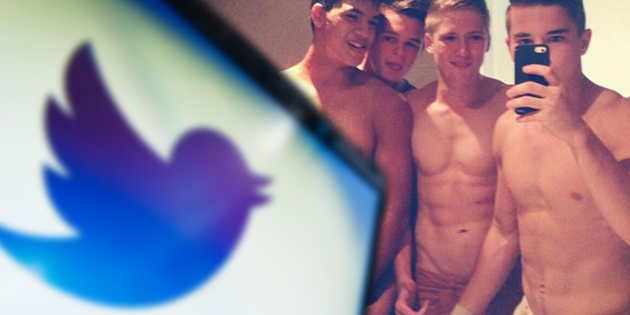 Twitter ON FIRE! 6 cuentas hot para endurecer tu pajarito